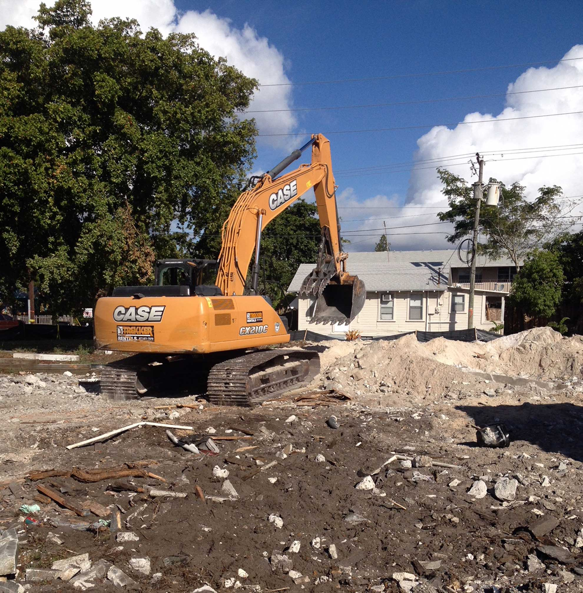 rons-trucking-and-equipment-demolition-broward-home